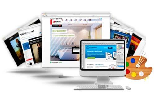 2021 best website design 網頁網站設計域名註冊網頁寄存Logo商標視頻影片設計